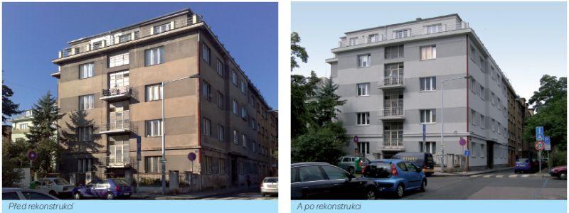 I cihlové domy se revitalizují. S úspěchem!
